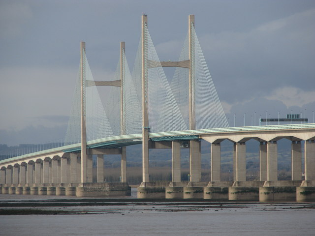 Civil Engineering Bridge River Severn